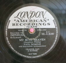 Fats Domino/My blue heaven & I 'm In Love Again (53-1113)