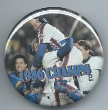 NEW YORK METS- MAGNET- 1986 WORLD SERIES CHAMPS- BASEBALL CELEBRATION PHOTO