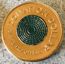 Royal Australian Mint Donation $1 Coin 2020 Uncirculated One Dollar 1st New ...
