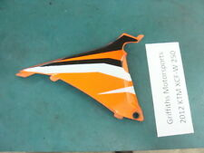 KTM 2012 12 13 14 15 XCF XCF-W 250 350 450 right side panel cover plastic exc