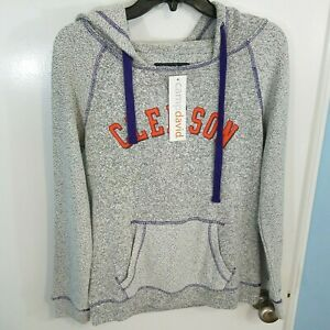 Clemson Tigers Women's Camp David Hoodie Size Small