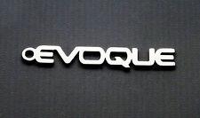 EVOQUE keyring Schlüsselring porte-clés chain RANGE ROVER SPORT PURE DESIGN SD4