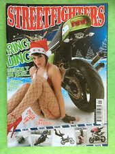 Streetfighters - Extreme Custom Motor Bike Magazine - No.179 January 2009
