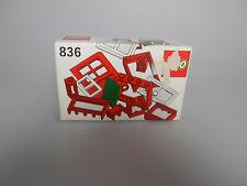 Lego® Set 836 Fenster und Türen Neu und ungeöffnet
