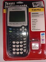 BRAND NEW Texas Instruments TI-84 Plus Graphing Calculator - SAT, ACT, AP, PSAT