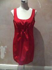 Ladies - Zara Red Dress - Size L - New