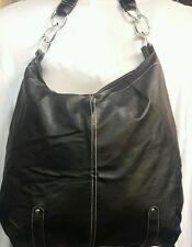 Women's Ladies New La Redoute Black Handbag Organizer Document Work Shoulder bag