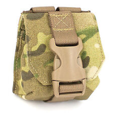 NEW Bulldog MOLLE Frag Grenade Military British Army Pouch Airsoft MTP Multicam
