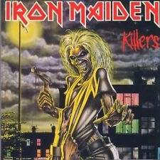 "Iron MAIDEN ""KILLERS"" cd special Enhanced ARTICLE NEUF!!!"