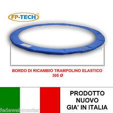 Fp-tech Fp-10ftc - bordo coprimolle di ricambio per Trampolino Elastico da Gi...