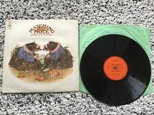 Matching Mole - same LP UK 1972 Orange CBS + inner Robert Wyatt Soft Machine