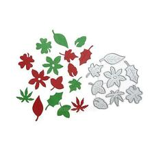 Leaf Metal Cutting Dies Stencil DIY Scrapbooking Photo Album Paper Card Crafts