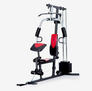 AUTHENTIC NEW Weider 2980 Home Gym Fitness Exercise Workout Weights Bench System