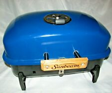 Sunbeam ( Model BC1712E) Table Top Electric Grill (New No Box) #camping grill