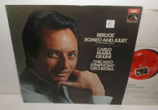 ASD 2606 Berlioz Romeo And Juliet Chicago Symphony Orchestra Carlo Maria Giulini