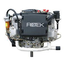 zwei (2) Zylinder Dieselmotor 19PS 910ccm 14kW Rasentraktor Rasenmäher senkrecht
