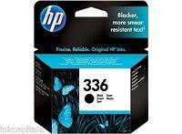 HP N 336 NERO ORIGINALE OEM CARTUCCIA A GETTO di inchiostro C9362EE PER