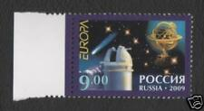 2009 Europa CEPT - Russia - singolo