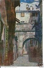 rts 26 1917 TRIESTE VECCHIA Guido Marussig - Arco di Riccardo - non viagg FP