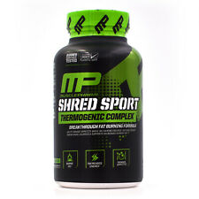Muscle Pharm Shred Sport - Thermogenic Complex Weight Loss Formula (60 Capsules)