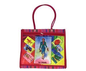 ASA Loteria Bag (Design 333 Multi Card)