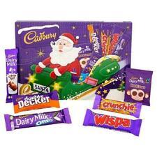 # 8 CADBURY SELECTION BOXES Christmas xmas KIDS Selection Box MADE BY CADBURY'S
