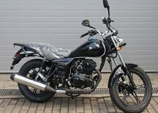 ROMET SOFT 125 CRUISER BIKE 125 ccm CHOPPER MOTORRAD EURO 4 NEUFAHRZEUG 2 FARBEN