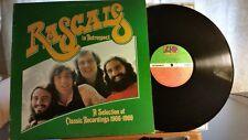 Rascals in Retrospect Classic's 1966-1969 Atlantic XSD 15001 Canadian pressing