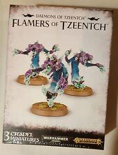 Warhammer 40k/Fantasy Chaos Daemons Flamers of Tzeentch New/Sealed