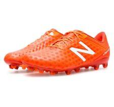New Balance Visaro Control FG Mens Soccer Cleats Size 7.5 Orange MSVROFLF D