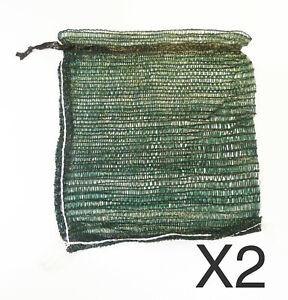 2 x Small Koi Filter Media Bag - Koi & Pond Filter Media Net - Alphagrog - K1