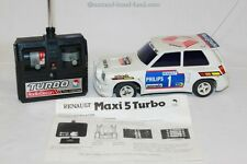 Vintage RC Shinsei Renault Maxi 5 Turbo, made in Taiwan