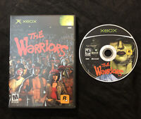 The Warriors — Rare! Cleaned/Tested! Fast Free Shipping! (Microsoft Xbox, 2005)