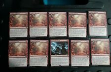 DRAGON'S APPROACH X9 Strixhaven: School Mages  Magic MTG  + harness the storm