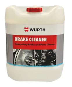 WURTH  BRAKE CLEANER BRKCLNR-20LTR 0890108719