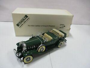 Danbury Mint 1932 Cadillac V-16 Sport Phaeton