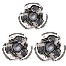 3X 3 Shoes Centrifugal Clutch Plate 47cc 49cc Mini Pocket PIT Quad Dirt Bike ATV