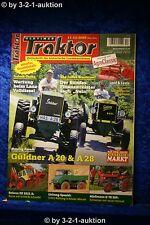 Oldtimer Traktor 11-12/09 Güldner A 20 28 Unimog U411 Hürlimann D 70 SSP Belarus