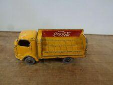 Vintage  Lesney No. 37 Coca-Cola Karrier Bantam 2 Ton Truck