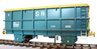 Cambrian C24 OO Gauge BR POA/SSA Scrap Wagon Kit
