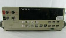 Fluke 45 Dual Display Multi Meter for PARTS OR REPAIR ONLY