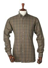 Laksen Winston Oxford Check Shirt