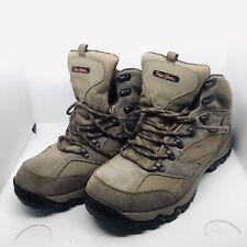 PETER STORM Men's Size 12 Dalmore Walking Hiking Boot Shoe Brown Suede VGC