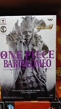 ONE PIECE SCULTURES 5 BARTOLOMEO Vol. 4 BLACK&WHITE FIGURA FIGURE NEW NUEVA