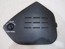 Corvette C4 dash Right side dash fuse panel door cover & knob latch 94 95 96