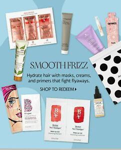 Sephora Smooth Frizz Sample Set