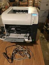 HP LaserJet 600 M601 Workgroup Laser Printer CE989A, SN CNBCD4D35N. Great Condit