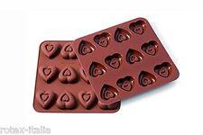 Stampo silicone cuore Silikomart cioccolato hearts cuori cioccolatini SM06 Rotex