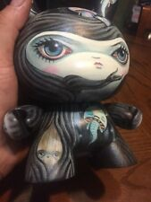 """Kidrobot 8"""" Custom dunny By 64 Colors AMAZING Rare One of a kind 2013"""