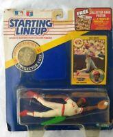 Starting Lineup Eric Davis 1991 action figure